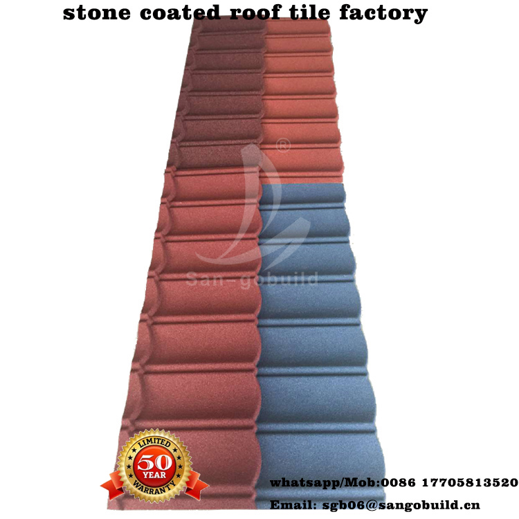 Kerala Decorative Aluminum Zink Stone Coated Roof Tile Square/Circular Ridge Cap for Nigeria Market