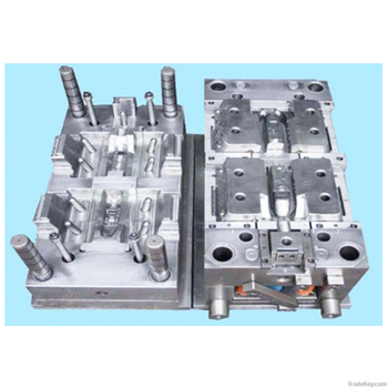Precision Plastic Injection molding design Rapid Injection Tooling process factory