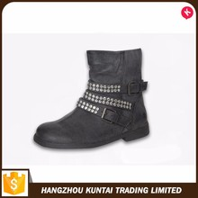 Durable using low price luxury winter boots for women