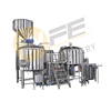 10hl micro brewery beer plant beer production line