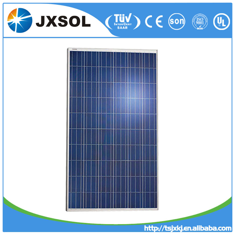 Poly Crystalline Silicon Photo Voltaic Solar Cells 240w poly solar panels
