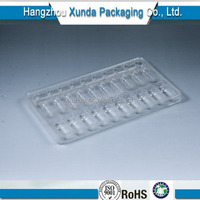 Transparent types of drug packaging