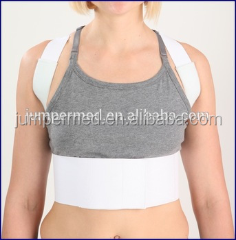 2017 SAMDERSON C1CLPO-501professional medical shoulder super thin lower back lumbar support belt/brace