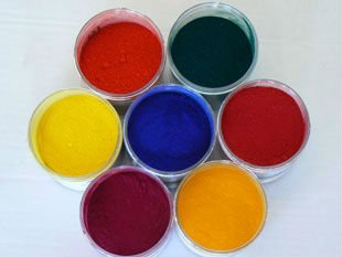 Pigments Colored