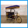 China Factory Made Cheap 3 Wheel Electric Trike Passenger Auto Rickshaw for Sale