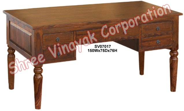 Wooden Study Table,Writing Table,Office Table,Writing Desk,Office ...