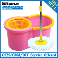 2016 Hot Sale Items Magic Cleaner Easy Mop, Microfiber Magic 360 Easy Dry Spin Mop Online Shopping India