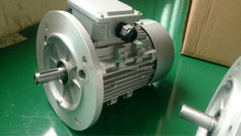 MS aluminum body 100% copper wire 100%output power 4kw 5.5 hp 3 phase induction motor
