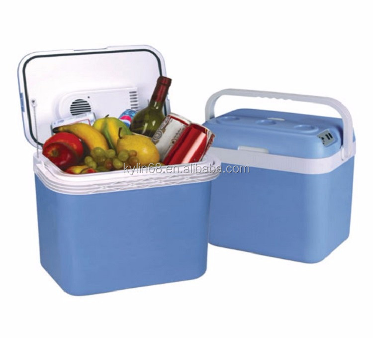 Portable Mini Fridge DC 12v Car Portable Fridge Freezer Refrigerator