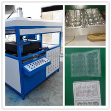 Manual Vacuum Forming Machine Plastic egg trays making machine