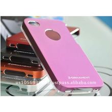Promotional price ! New fashion Aluminum hard case for Iphone 4&Iphone4S with high quality .