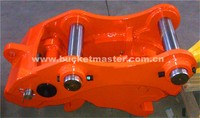 Professional-quality excavator hydraulic quick coupler for 25t excavator