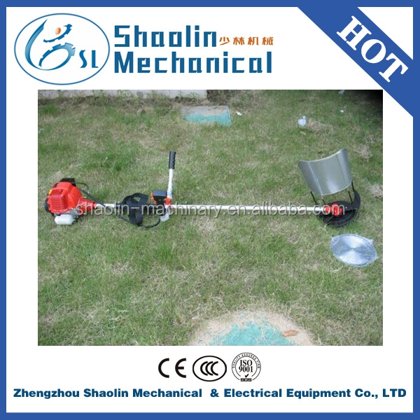 Convenient mini soybean harvester with good quality