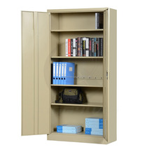 best selling library steel bookcase / book shelf / used library bookcases