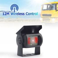 Alibaba Newest 12M Wireless control Color CMOS 12pcs IR high resolution bus rearview camera