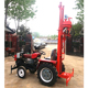 Diesel Hydraulic Shallow Water Well Borehole Drilling Equipment