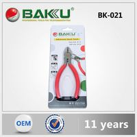 Baku Top10 Best Selling Best Quality Flush Cutter Stainless Steel Nail Nippers