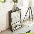 Full length the cheapest shoes China with dressing mirror and shoe organizer are available for ODM/OEM