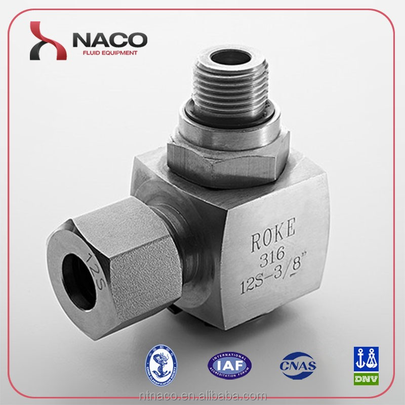 Swagelok Pu Tube Fittings Names and Parts