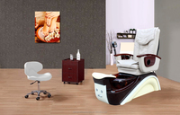 2015 t4 spa pedicure chairs&2013 spa pedicure chair&portable spa pedicure chair foot rest (KM-S812-5)