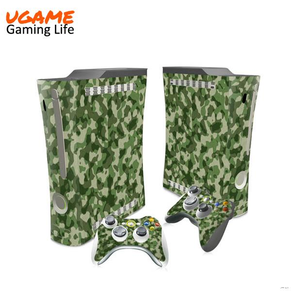 Top grade best-Selling vinyl for xbox 360 skin decal sticker