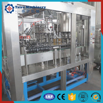 Jiangsu Professional Manufacturer Taire small Automatic bottle filling machine for sale