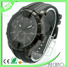 High Quality Japanese Movement Silicon Strap Japan Movement Quartz Watch sr626sw With Cheap Price