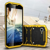 New Product Military shockproof waterproof Quad Core 2GB+16GB 6.0inch IPS screen android 4.2 ip68 A8 mobifox j5 rugged phone