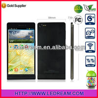 Android 4.2 mobile phone mini tablet pc Dual SIM Android phone chinese mobile s4