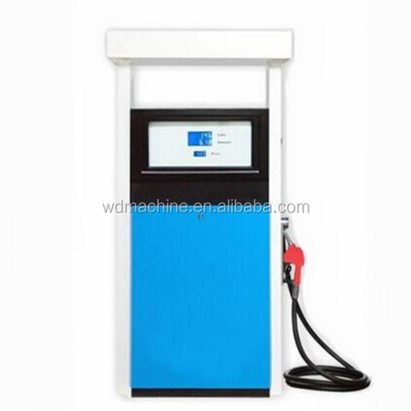 Portable Type Mini Type Fuel Dispenser / Fuel Filling Machine For Gas Station