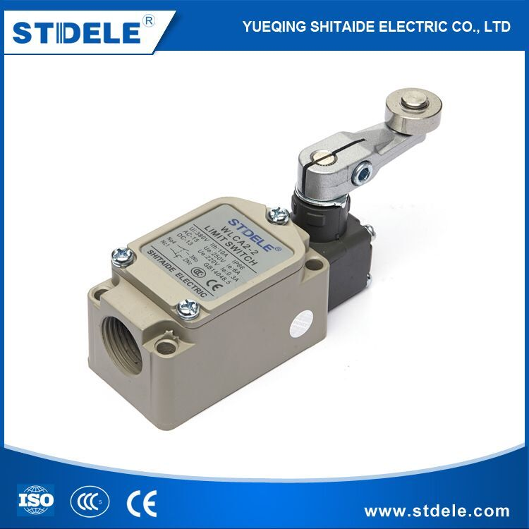 STDELE WLCA12-2-<strong>Q</strong> IP67 waterproof adjustable stainless steel roller lever type toggle limit switch