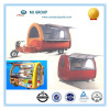 2014 battery powered three wheel mobile hot dogs cars for sale