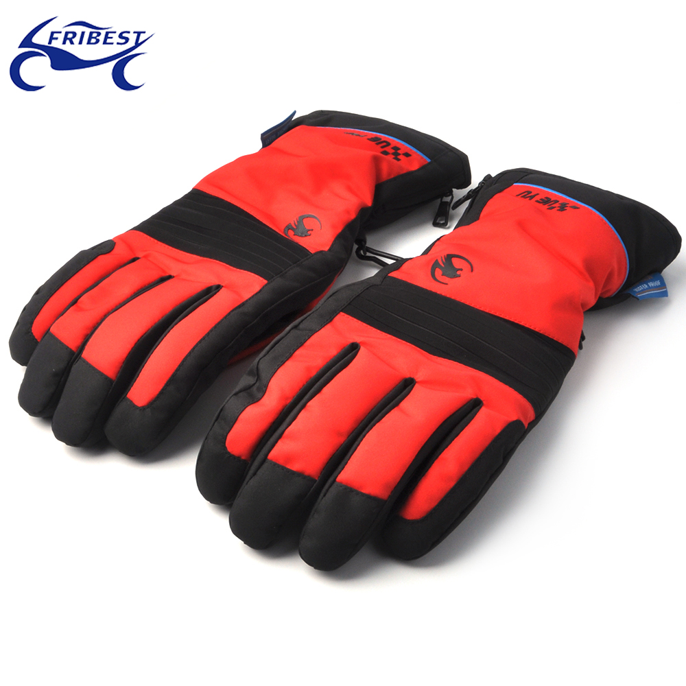 Waterproof Windproof Keep warm cycling motocross motorbike motorcycle racing gloves