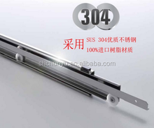 GS511 30mm Screw Type 3/4 Extension Stainless Steel Slide