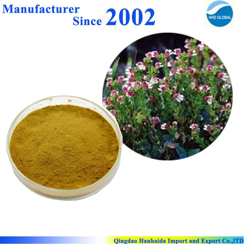 GMP factory supply 100% Natural 5:1 10:1 eyebright extract