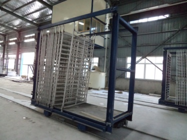 Final Product (Sandwich Panel Production Line)