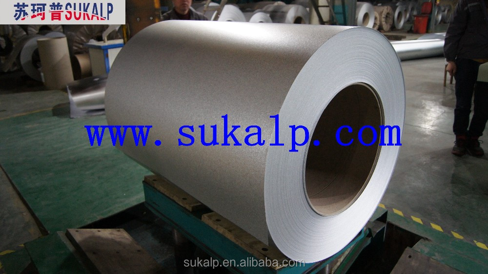 aluminium - zinc alloy coated steel coil