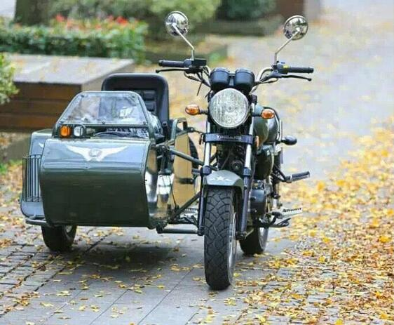 200cc hot salel racing motorcycle with sidecar