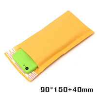 90*150+40mm Brand New Kraft Bubble Envelopes Padded Mailers Self-Seal Bags Packing Post