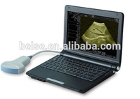 Portable animal veterinary Ultrasound machine mini laptop