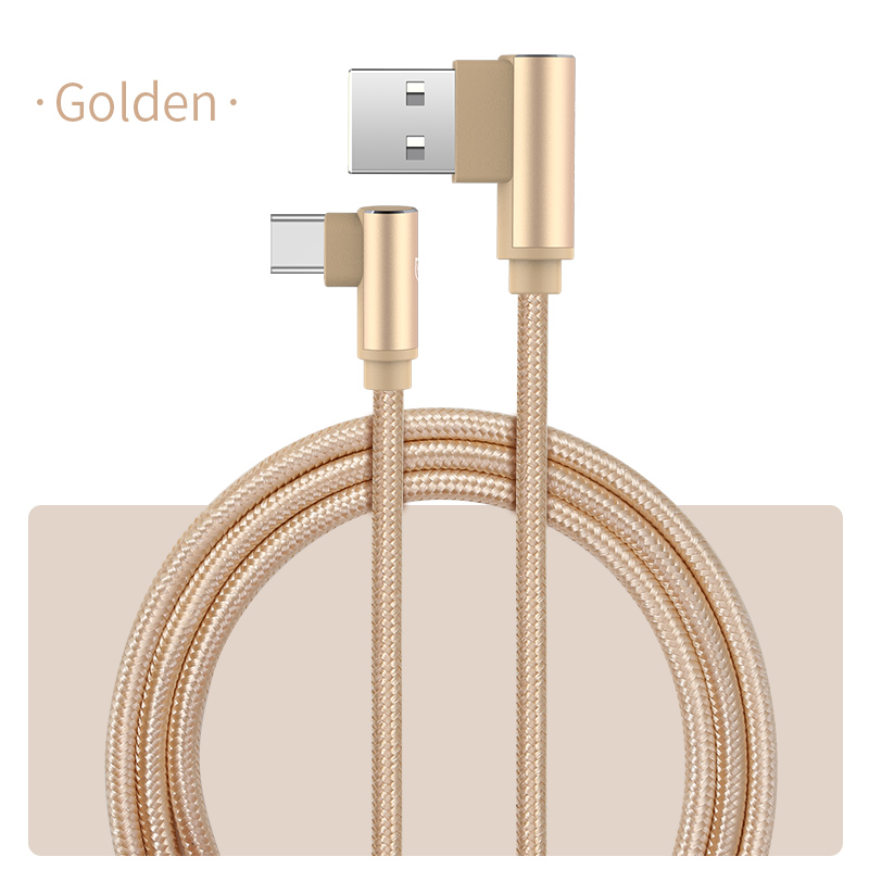 SmartDevl Fast Charge Male Typ Gen Usb Type C 3a Cable 3.0 Data Line for type c fast cable 1.8M