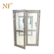 bedroom doors design aluminium frosted glass door