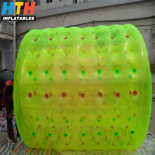 exciting transparent inflatable fun roller