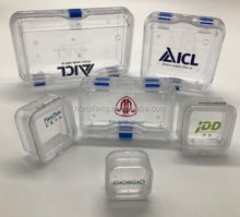 Full sizes Clear Plastic dental pillow box