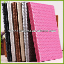 WOVEN PATTERN SMART COVER FOR IPAD2/3/4 CASE