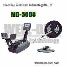MD5008 underground metal detector gold finder detector stone detector and diamond detector