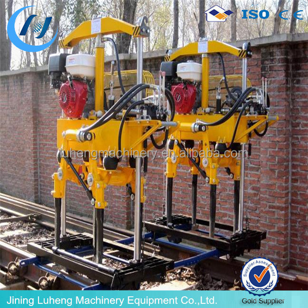 High quality Railway Use Hydraulic Ballast Tamping Machine for sale