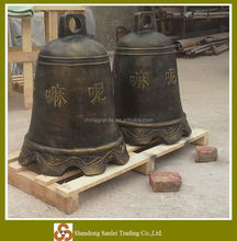 decorative Chinese style bronze bell