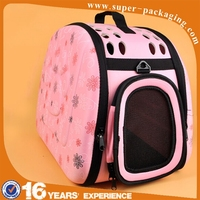 KID Hard EVA hand travel cat carrying bag for pet