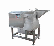 2000kg/h Vegetable Dicer 3*3*3mm Potato Cutter